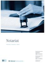 Detail: Notary's office
